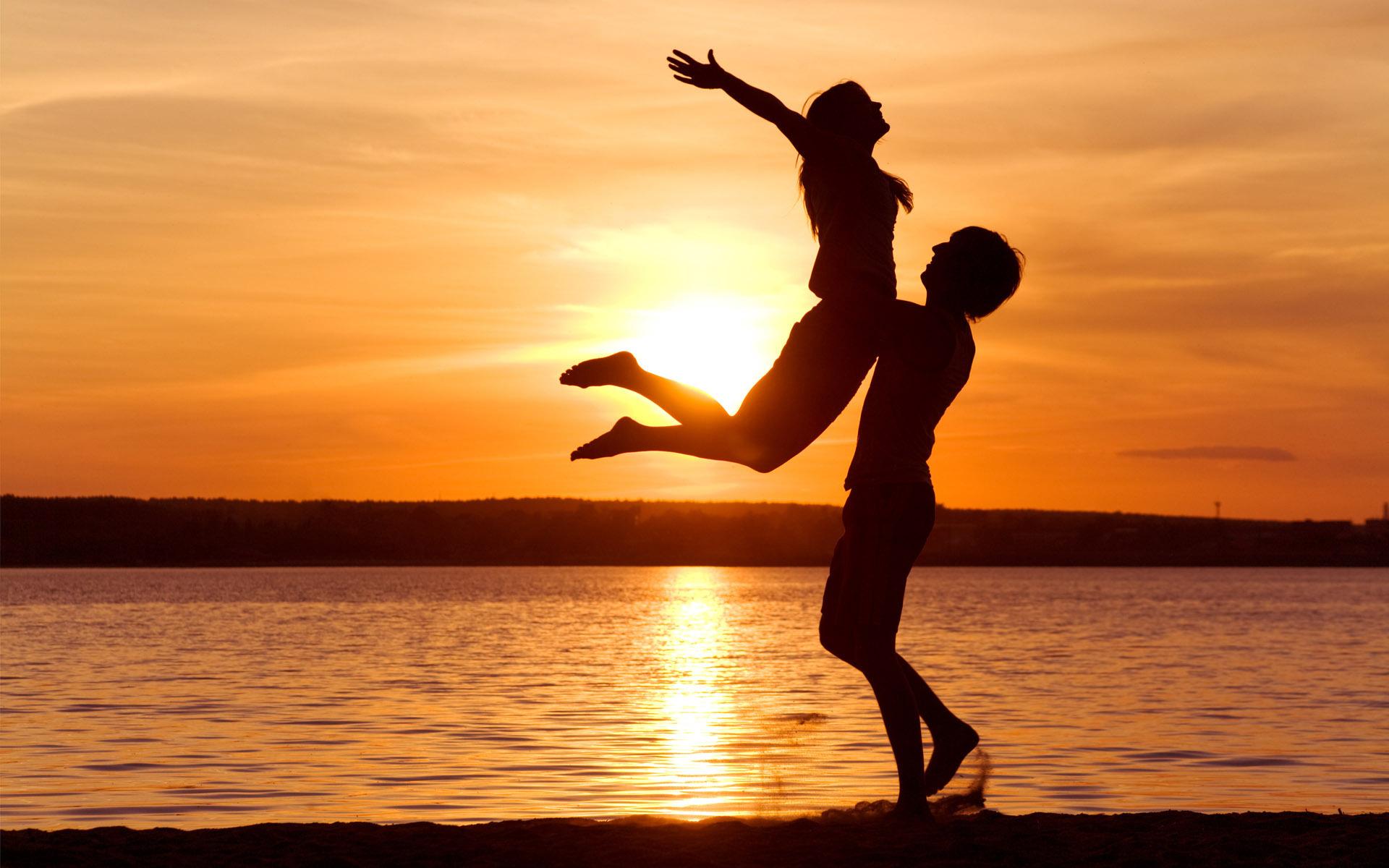 幸福 爱 love