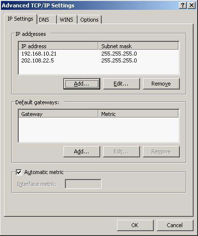 网络负载平衡(网络负载均衡、NLB、集群)设置示意图